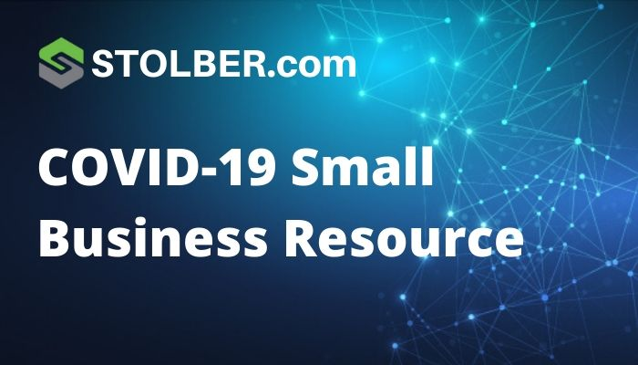 COVID-19 Small Business Resources